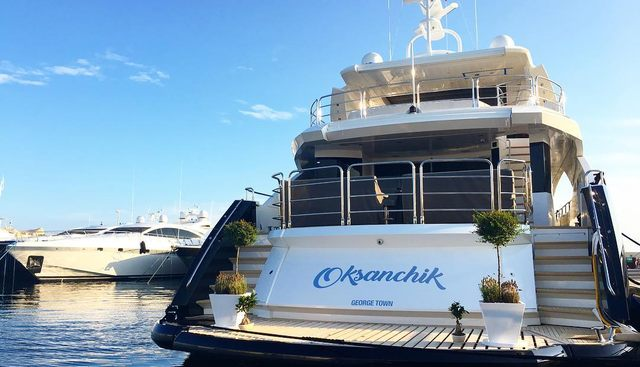 Oksanchik Charter Yacht - 5