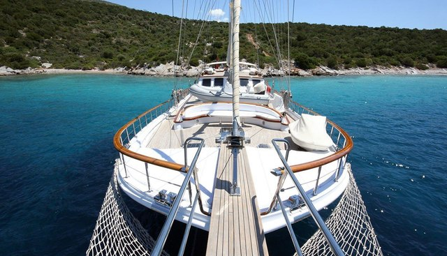 Caner IV Charter Yacht - 2
