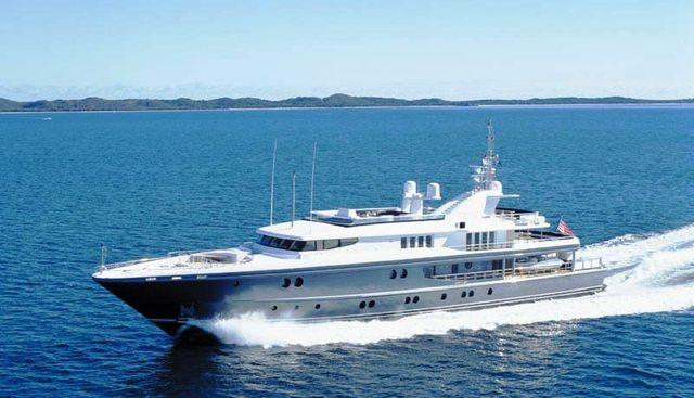 Sagitta Charter Yacht