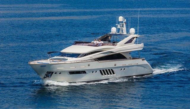 Lady Mura Charter Yacht
