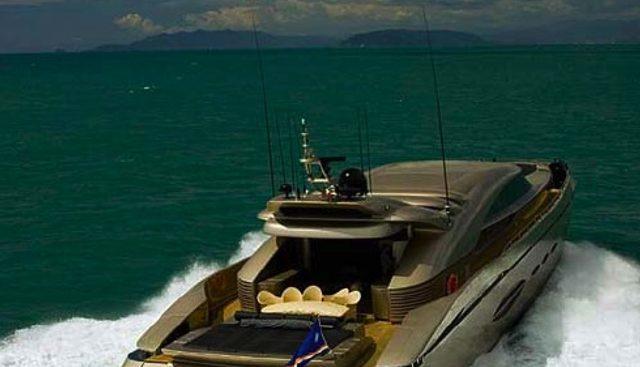 Blue Devil Charter Yacht - 4
