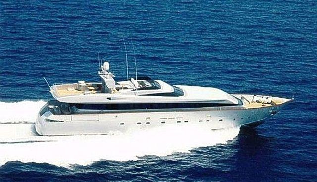 Thunderball I Charter Yacht