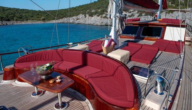 Clarissa Charter Yacht - 5