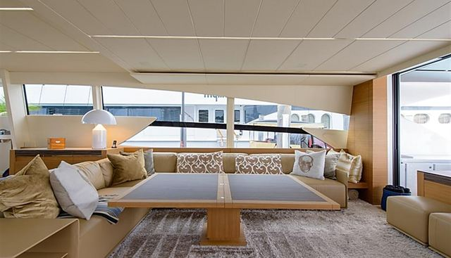 Coal Blooded Charter Yacht - 3