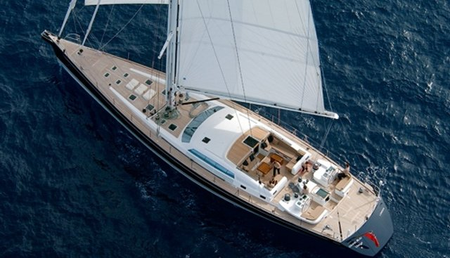 Grand Bleu Vintage Charter Yacht - 2