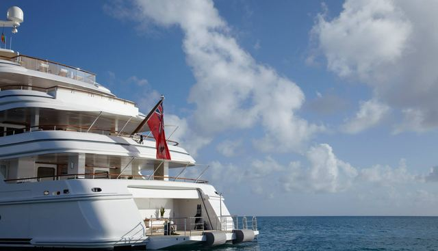 Ebony Shine Charter Yacht - 5
