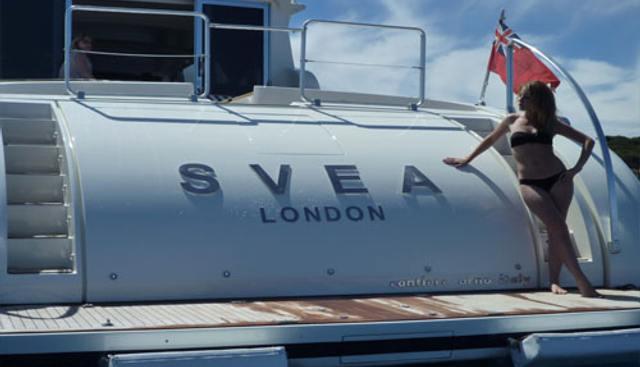 Svea Charter Yacht - 2