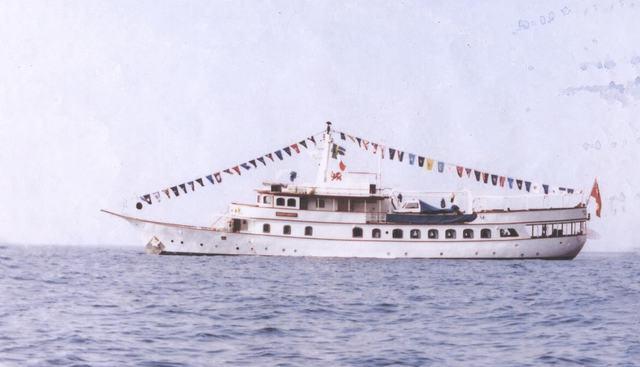 Amazon Charter Yacht - 2