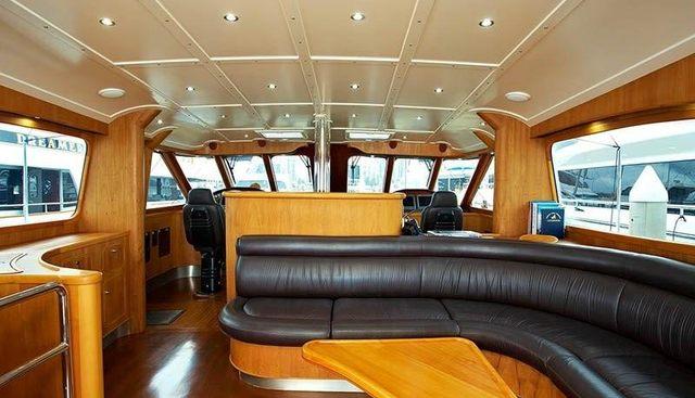 Pacific Huntress Charter Yacht - 3
