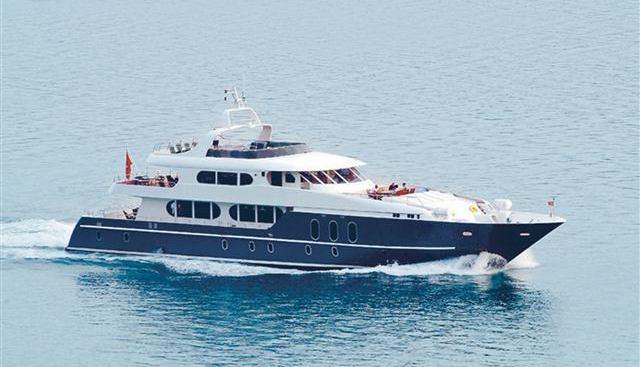 Dar Charter Yacht