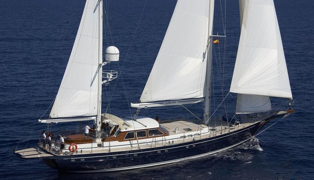Alme Sol Charter Yacht - 2