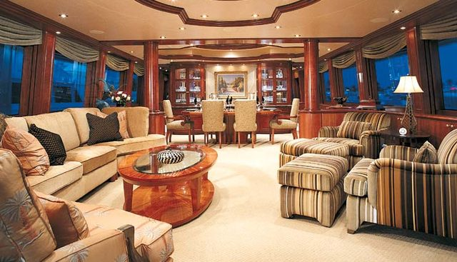 Risk & Reward Charter Yacht - 5