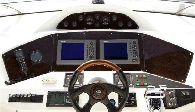 Terraferma Charter Yacht - 4