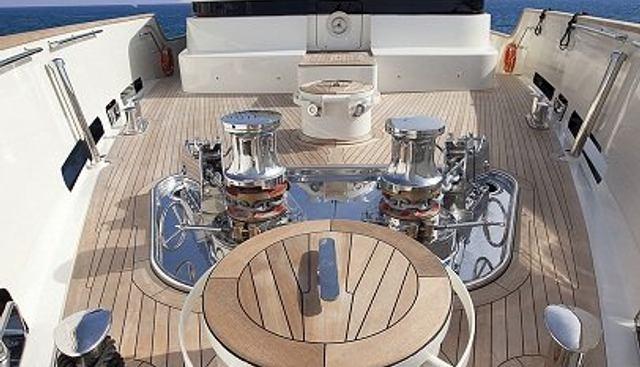 Magari Charter Yacht - 2