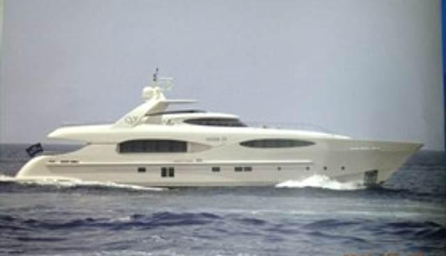 119 35M Raised Pilothouse Vision Charter Yacht