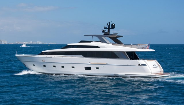 Johann Charter Yacht