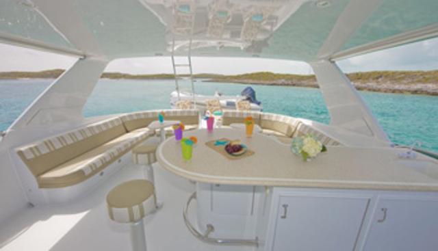 Bayou A Bud Charter Yacht - 5