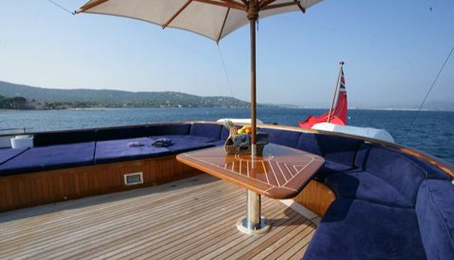 Secret Life Charter Yacht - 3