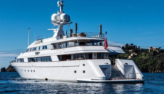 Bash Charter Yacht - 5