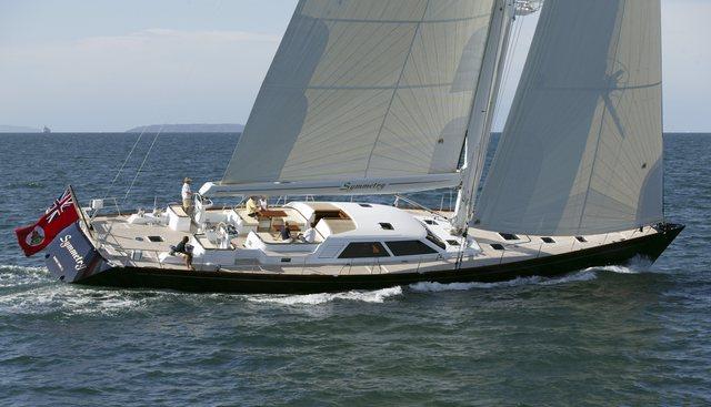 Symmetry Charter Yacht