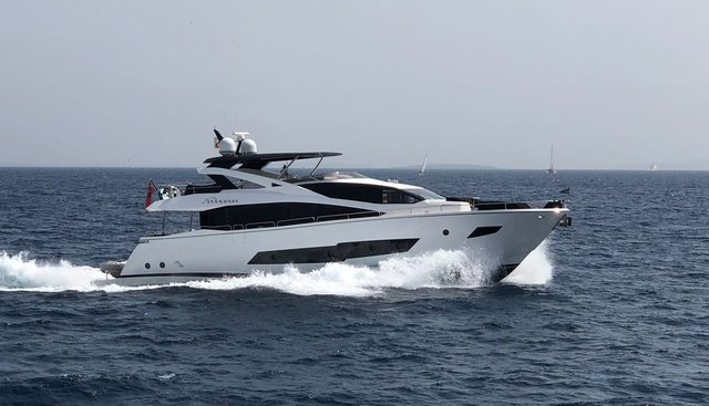 Stardust of Mary Charter Yacht