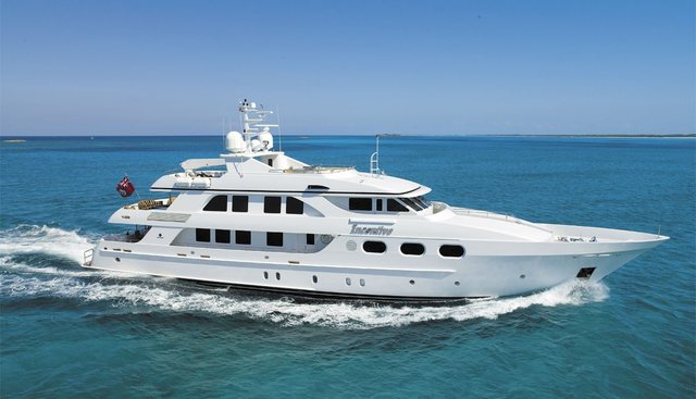Incentive Charter Yacht