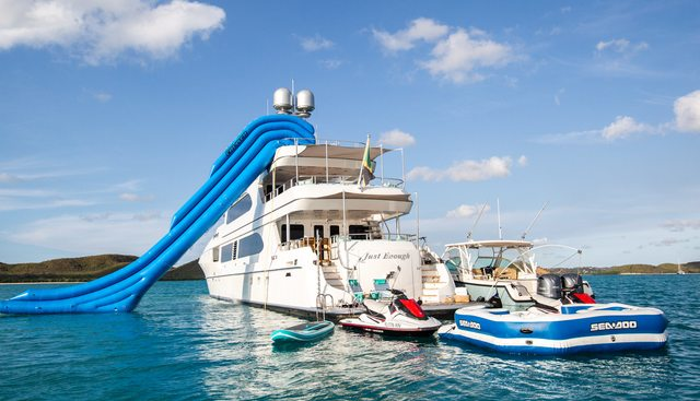 Just Enough Charter Yacht - 5