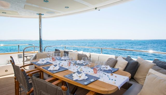 Play the Game Charter Yacht - 2
