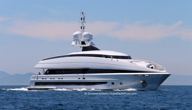 Crazy Me Charter Yacht - 2