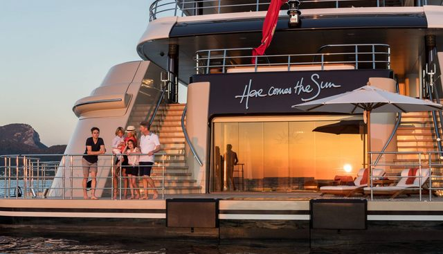 Here Comes The Sun Charter Yacht - 4