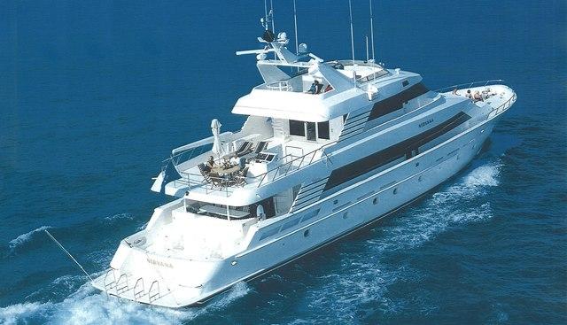 Montana Moon Charter Yacht