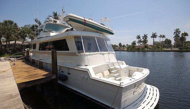 Sea Vista Charter Yacht - 3