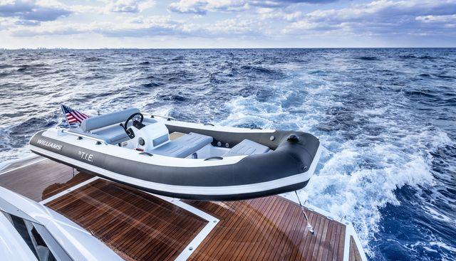 Take it Easy Charter Yacht - 5