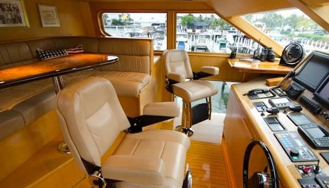 Wrigley Charter Yacht - 8