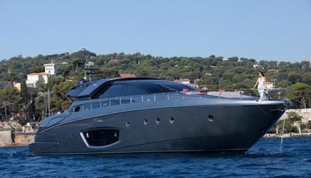 Silver Breeze Charter Yacht