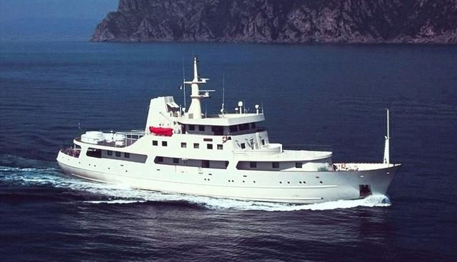 Andaman Explorer Charter Yacht