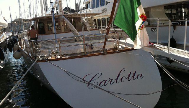 Carlotta Charter Yacht - 5