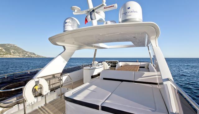 Carte Blanche III Charter Yacht - 5