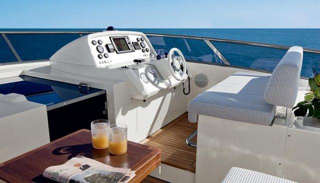 G100/02 Charter Yacht - 4