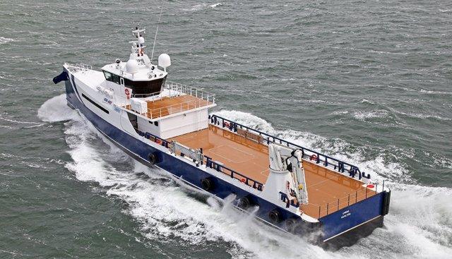 Umbra Charter Yacht - 3