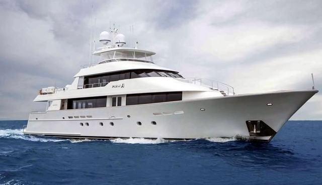 Plan A Charter Yacht - 2