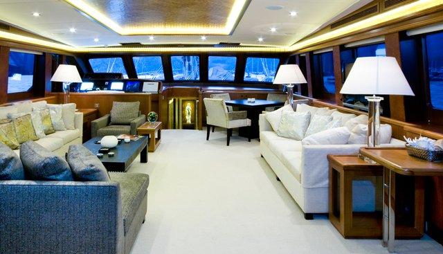 Daima Charter Yacht - 7