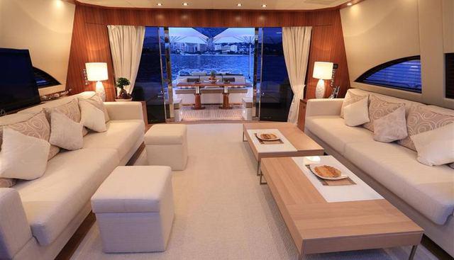 Walindi Charter Yacht - 8