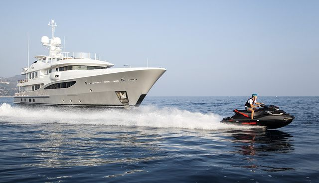 Astra Charter Yacht