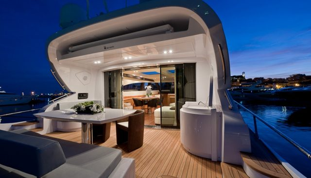 Syber Charter Yacht - 4