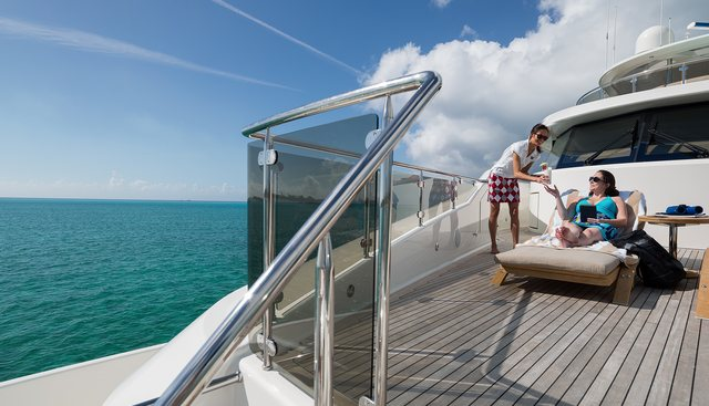 Pipe Dream Charter Yacht - 3