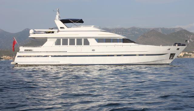 Happy Daze Charter Yacht - 2