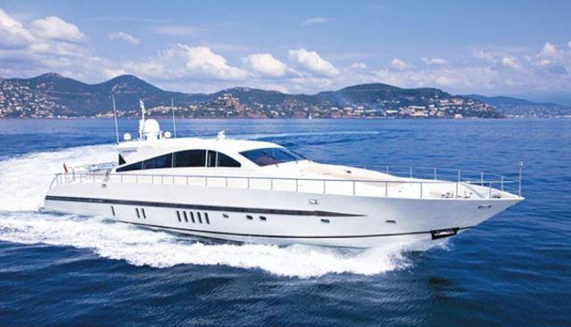Woody Charter Yacht