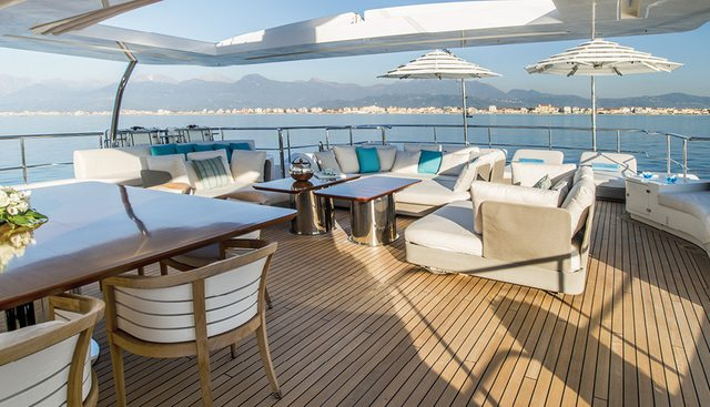 Soy Amor Charter Yacht - 4