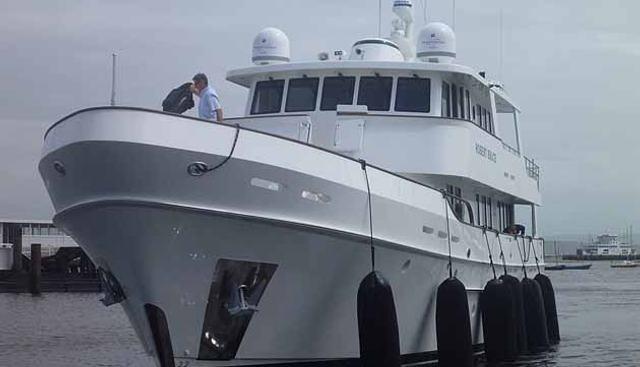 Beyond Capricorn IV Charter Yacht - 2